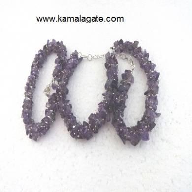 Amethyst String Bracelets