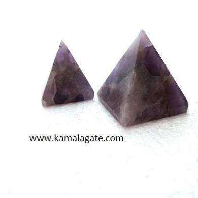 Amethyst Big Pyramid