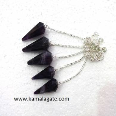 Amethyst Pendulums
