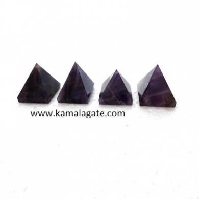 Amtheyst Small Pyramid