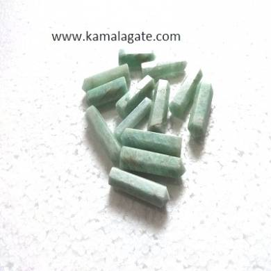 Amezonite Single terminated pencile point
