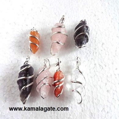 Assorted Cluster Pendents