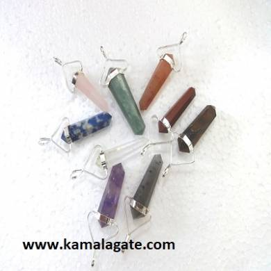 Assorted Double Point Pencil Pendent