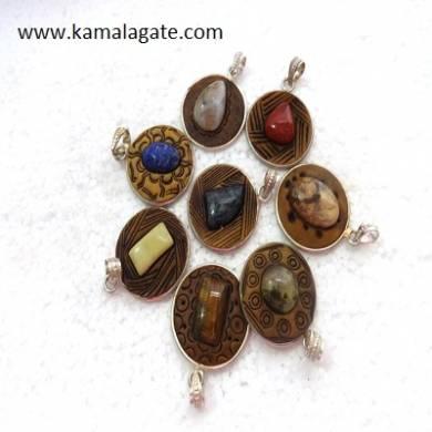 Tibetan Rings / Pendents