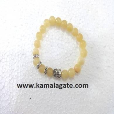 Bhuddha Calcite Bracelets