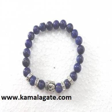 Bhuddha Lapiz Lazuli  Bracelets
