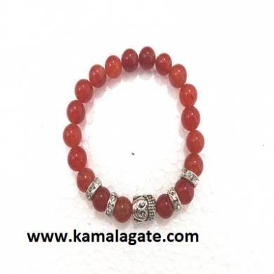 Bhuddha Red Cardelian Bracelets