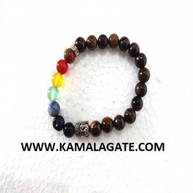 Bhuddha Red Tiger Eye Bracelets