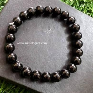 Amethyst 8mm Beads Bracelet