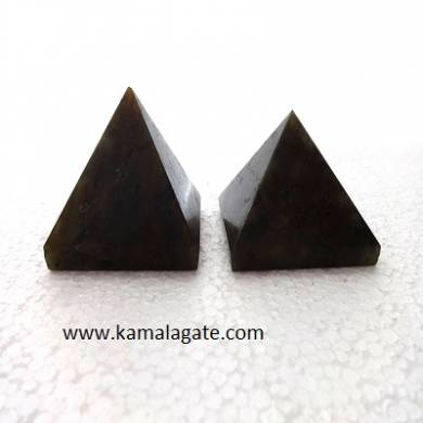 Black Jasper Big Pyramid