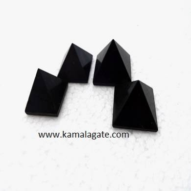 Black Turmoline Small Pyramid