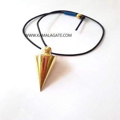 Brass Metal Cone Pendulum