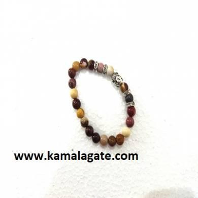 Buddha Mookaite Bracelets