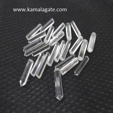 Crystal Quartz Single terminated pencile point