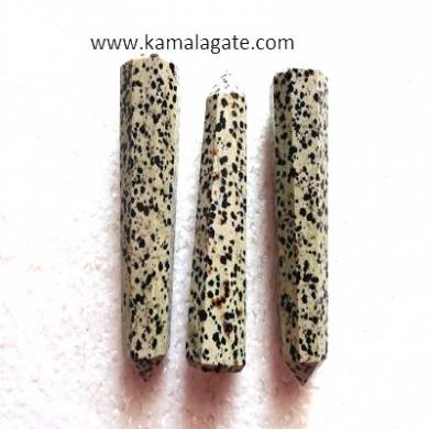 Dalmation jasper Obelisks