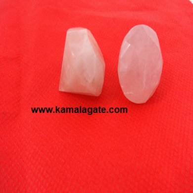 Diamonds Rose Quartz Energy Generators