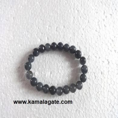 Gemstone Elastic moss Bracelets