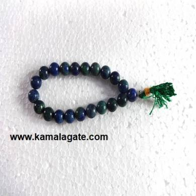 Gemstone Power Chrysocola Bracelets
