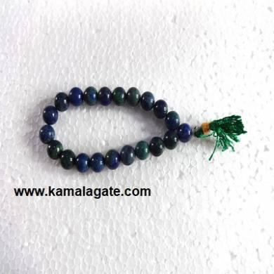 Gemstone Power Chrysocola Bracelets