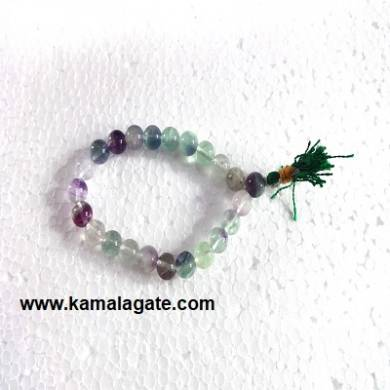 Gemstone Power Purple Flourite Bracelets