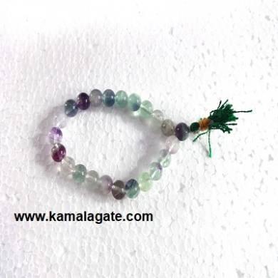 Gemstone Power Purple Flourite Bracelets