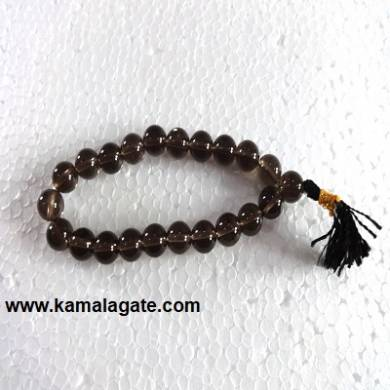 Gemstone Power Smoky Quartz Bracelets