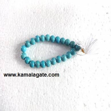 Gemstone Power Turquoise  Bracelets