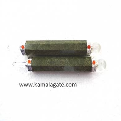 Green Aventurine Healing Sticks (Plain)