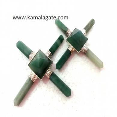 Green Aventurine Energy Generators