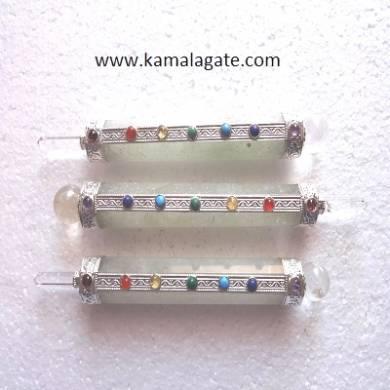 Green Coz Seven  Chakra Healing Sticks