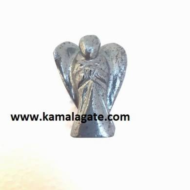 Hematite 2 inch angels