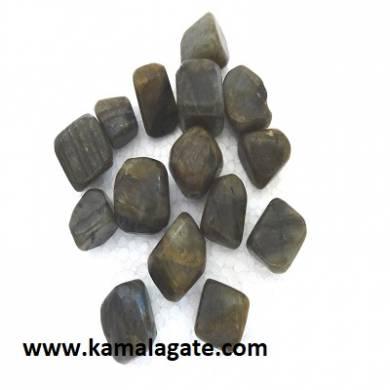 Labrodolite Tumble Stone