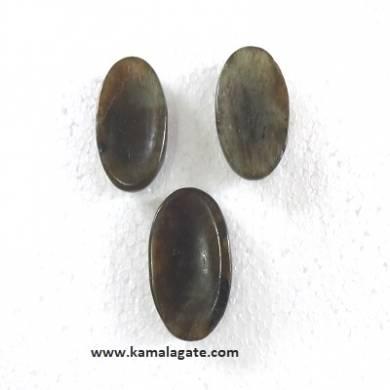Labrodolite Worry Stones