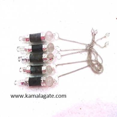 Labrodolite Stick Pendulums