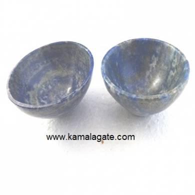Lapiz Lazuli 2 inch bowls