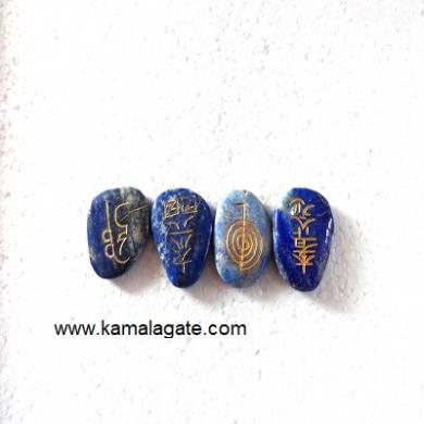 Lapiz Lazuli Reiki Sets