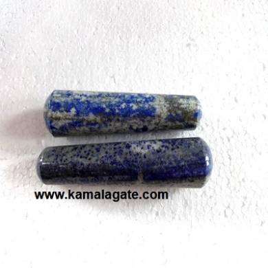 Lapiz Lazuli Smooth Massage Wands