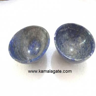 Lapiz Lazuli 3 inch bowls