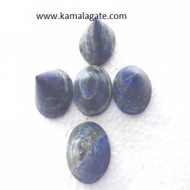 Lapiz lazuli Conical Pyramid