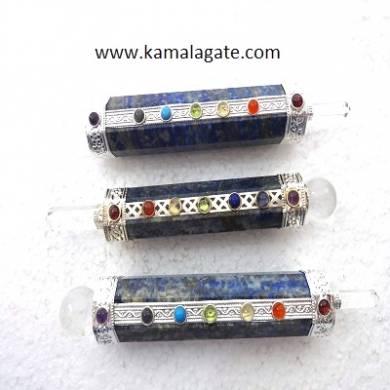 Lapiz Lazuli Seven Chakra Healing Sticks