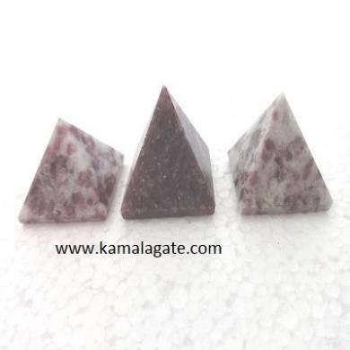 Lapetolite Small Pyramids