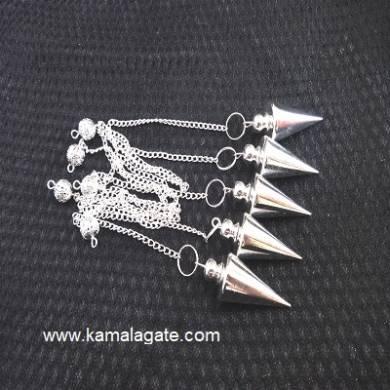 Metal Plain Cone Pendulum
