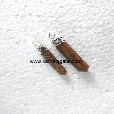 Miriyam Silver Pencil Pendents