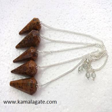Miriyam Faceted Pendulums