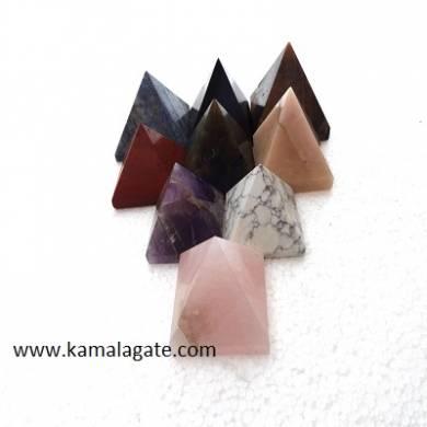 Mix stone Big Pyramid