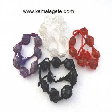 Mix Tumble Stone Bracelets
