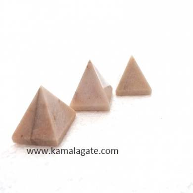Moonstone Small Pyramid