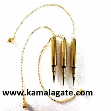 Riffles Bullets Golden (New Metal isis Pendulum)