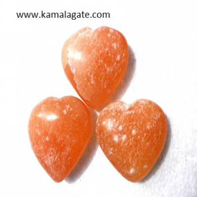 Orange Senolite Pub Hearts