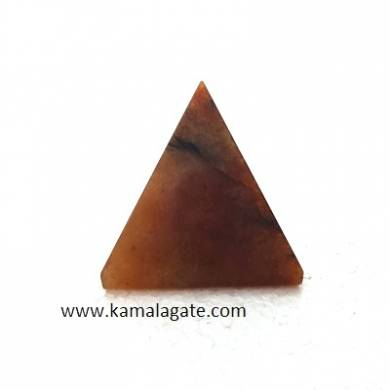 Peach Aventurine Big Pyramid